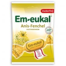 Em-eukal® ANYŽIŲ ir PANKOLIŲ pastilės su vitaminu C ir saldikliais