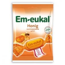 Em-eukal® MEDAUS skonio pastilės su cukrumi