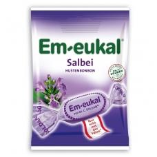 Em-eukal® ŠALAVIJŲ pastilės su vitaminu C ir cukrumi