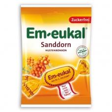 Em-eukal® ŠALTALANKIŲ pastilės su vitaminu C ir saldikliais