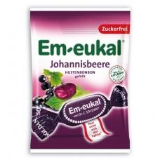 Em-eukal® SERBENTŲ pastilės su vitaminu C ir saldikliais