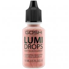 Gosh Lumi Drops - 012 Rosegold