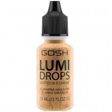 Gosh Lumi Drops - 014 Gold