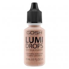Gosh Lumi Drops - 004 Peach