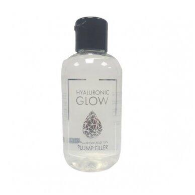 "Hialurono rūgšties gelis - fileris veidui ""Hyaluronic Glow"", 100 ml"