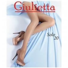 Pėdkelnės moterims GIULIETTA SOLO 20 DEN, GLACE spalvos