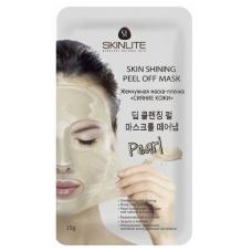 """Nuplėšiama perlų veido kaukė """"Spinduliuojanti oda"""""""