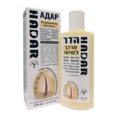 Plaukų kondicionierius su varnalėšos aliejumi Hadar, 270 ml