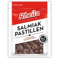 Rheila® Saldymedžio Salmiak pastilės su cukrumi